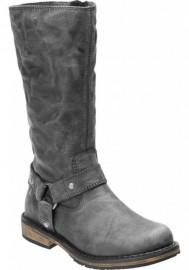 Boots Harley-Davidson Salley en cuir pour femmes D84476