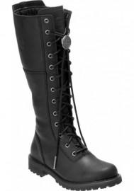 Boots Harley-Davidson Walfield noir Riding pour femmes D84531