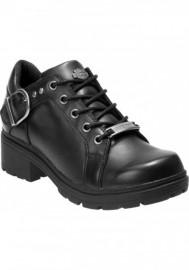 Boots Harley-Davidson Rovana noir Casual Ankle pour femmes D84407