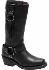 Boots Harley-Davidson Fenmore en cuir pour femmes D84234 D84235
