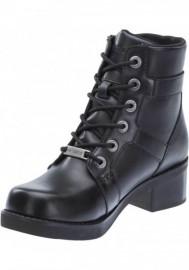 Boots Harley-Davidson Bonsallo noir Motorcycle pour femmes D83923