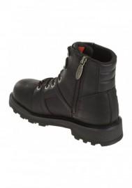 Boots Harley-Davidson Leila Waterproof FXRG en cuir pour femmes. D87063