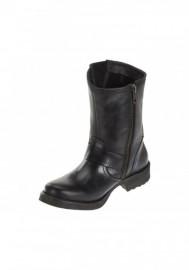 Boots Harley-Davidson Halsey noir pour femmes. D83765