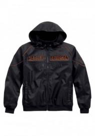 Blouson Harley-Davidson Hommes Idyll Performance Soft Shell Noir. 98555-15VM