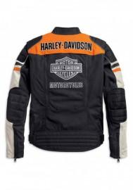 Blouson Harley-Davidson Hommes Metonga Switchback Lite Riding Noir 98393-19VM