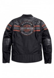 Blouson Harley-Davidson Hommes Triple Vent System Rutland Riding 98160-18VM