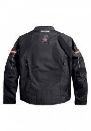 Blouson Harley-Davidson Hommes Killian Riding Functional Noir 98235-18VM