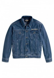 Blouson Harley-Davidson Hommes Bar & Shield Denim 99040-08VM