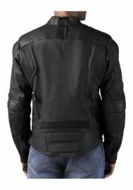 Blouson Harley-Davidson Hommes FXRG Gratify Slim Coolcore en cuir 98051-19VM