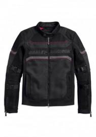 Blouson Harley-Davidson Hommes FXRG Mesh Slim Fit Riding Noir 98389-19VM