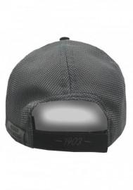 Casquette Harley Davidson Homme Baseball Cap H-D Bar & Shield Mesh Hat Black BC51654