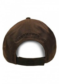 Casquette Harley Davidson Regal Brown Stone Washed Baseball Cap Motorcycle Hat BC111439