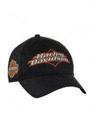 Casquette Harley Davidson Homme Joy Ride Bar & Shield Baseball Cap - Black BC05230