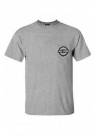 Harley-Davidson Hommes Gear Badge Chest Pocket manches courtes T-Shirt - Gray 30292408