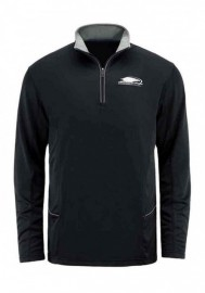 Harley-Davidson Mens Screamin' Eagle Shelburne Falls 1/4-Zip Pullover HARLMS4001