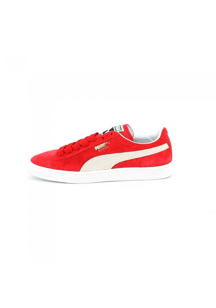 Chaussure PUMA Suede Classic Eco Rouge 35263405 Homme