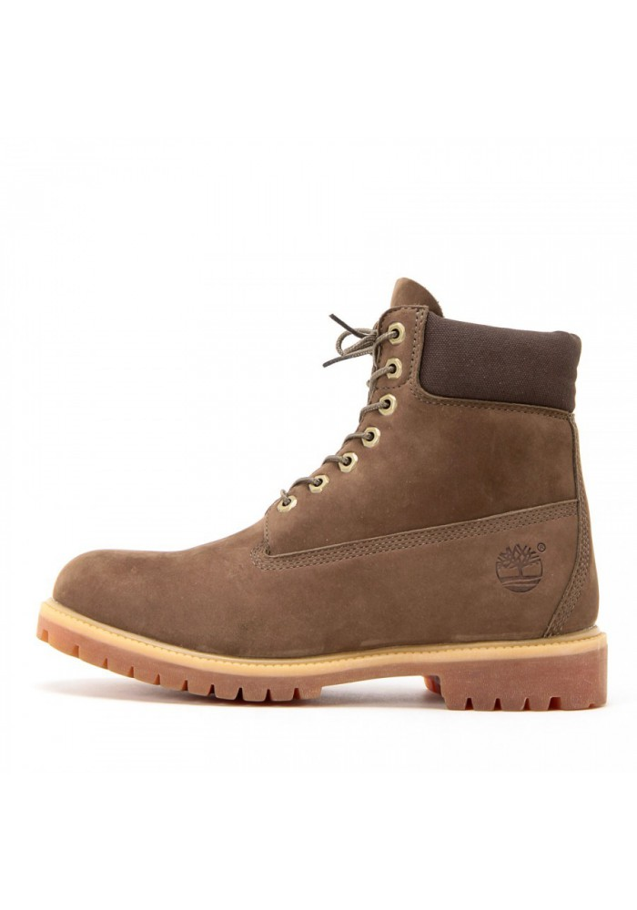 Botte timberland 6 waterproof 6131r olive homme shoemaniaq - Botte timberland homme ...