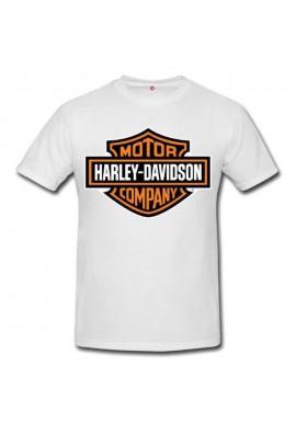 Tee-Shirt Harley Davidson / Homme