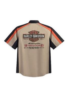 Chemise Harley Davidson