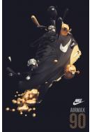 Nike Air Max 90 Femme