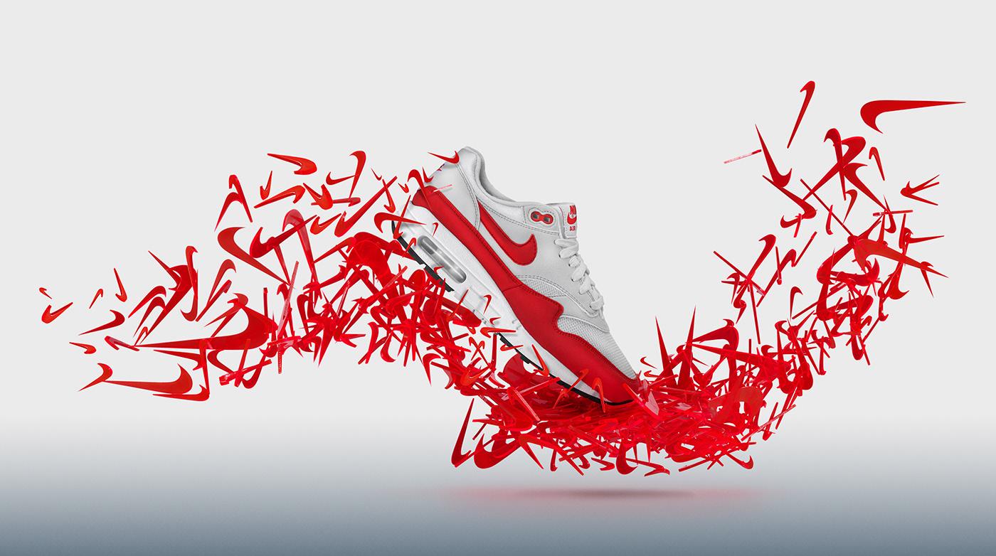 Chaussures de sport Nike pour Femme