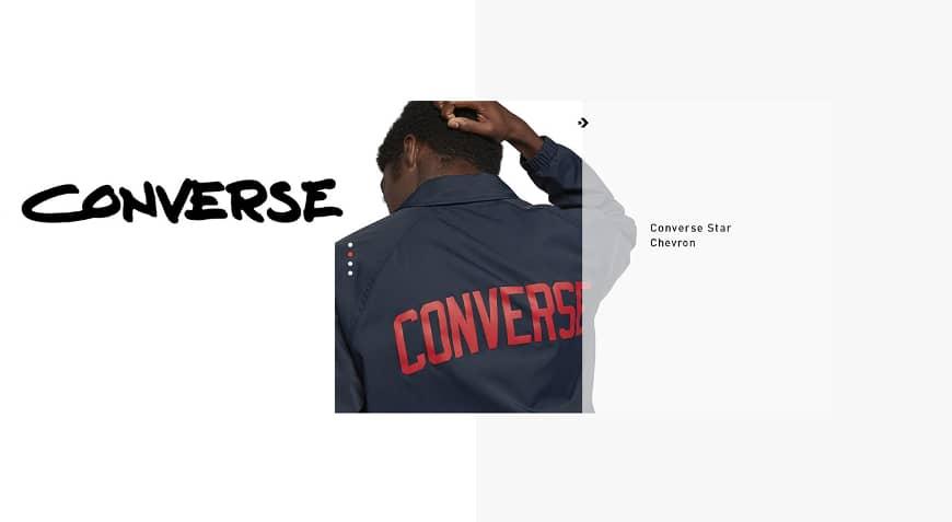Basket Converse pour Homme