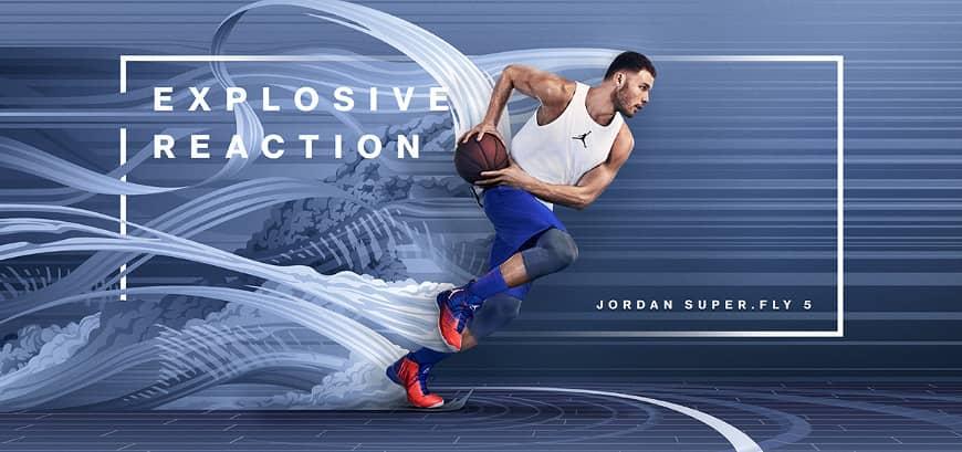 Basket Jordan Homme