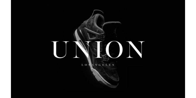 THE UNION X AIR JORDAN Collection