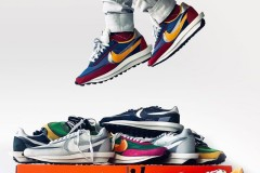 Les releases irrésistibles de la collaboration The Sacai x Nike