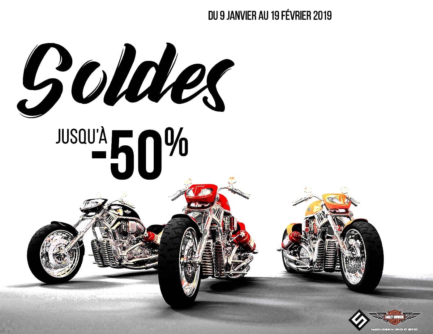 Soldes Harley Davidson / Bottes - Chaussures - Basket