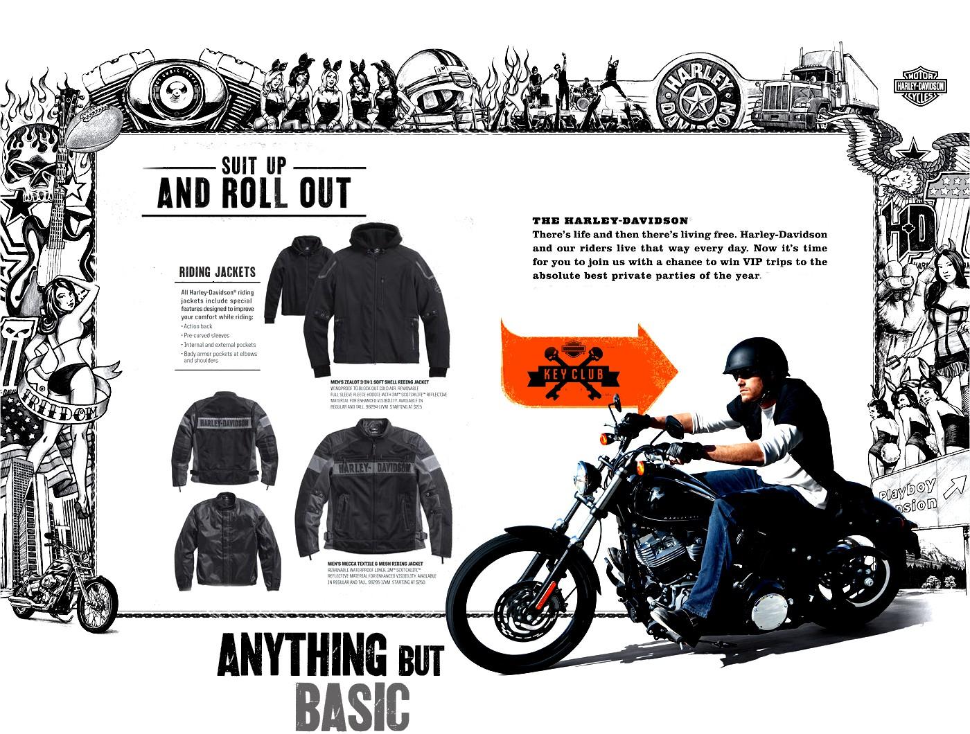 Découvrez notre rayon Harley Davidson - Bottes / Chaussures / Vêtements / Accessoires