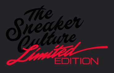 Sneakers en édition limitée
